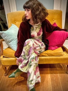 Sustainable stylist Joanne Gambale